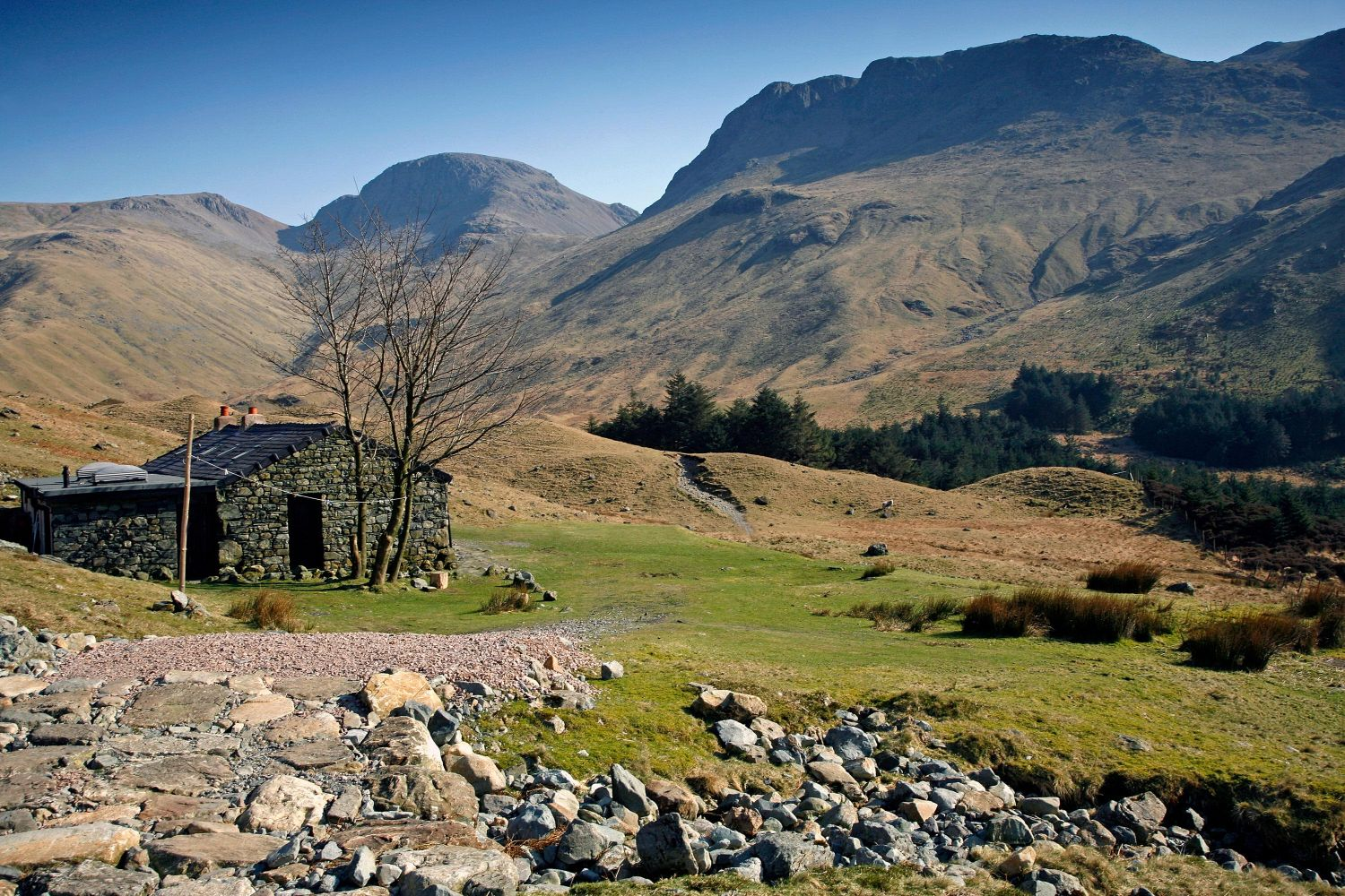 Black Sail Hut at Ennerdale