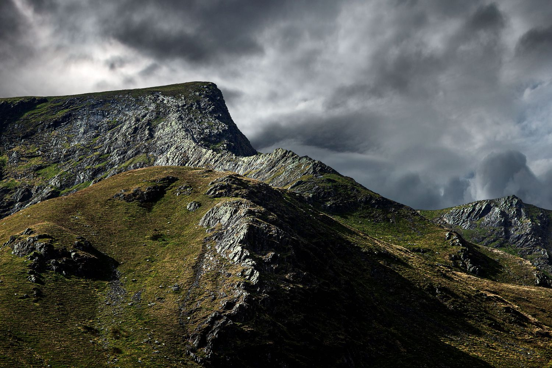 Foule Crag and Sharp Edge Blencathra