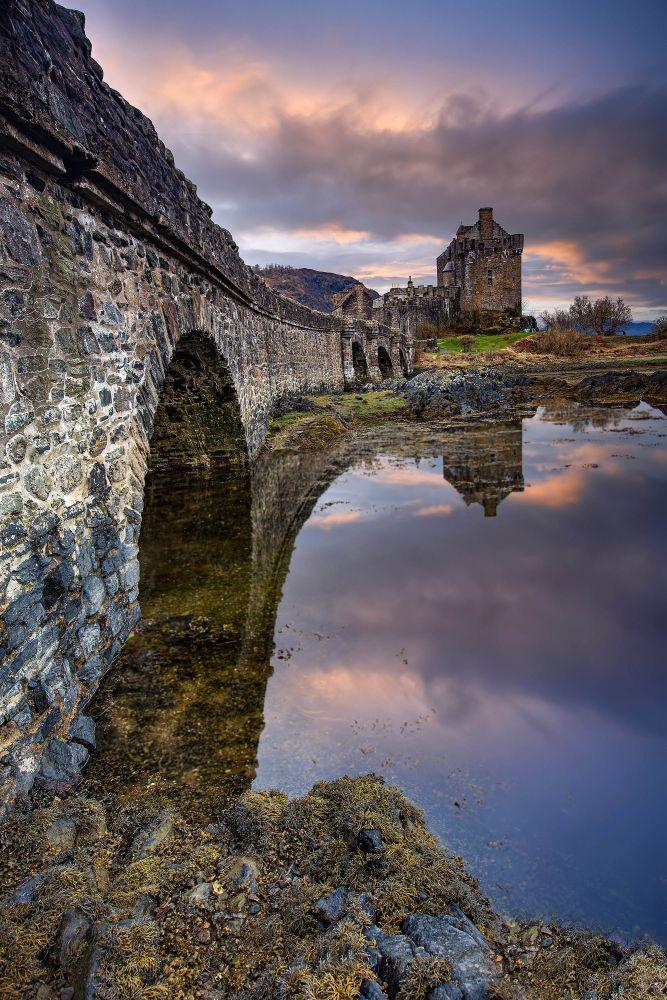 Eilean Donan Castle by Landscape Photographer Martin Lawrence