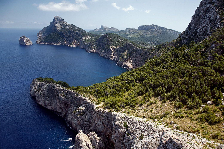 Cap de Formentor Majorca