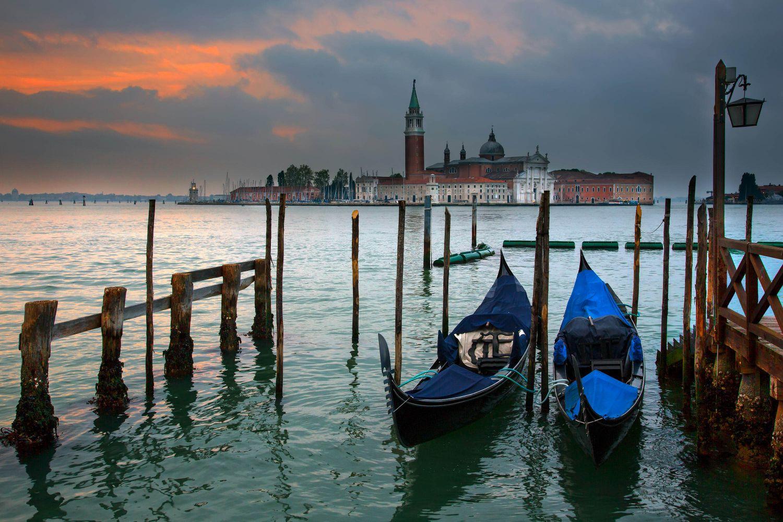 San Giorgio Island from San Marco Venice