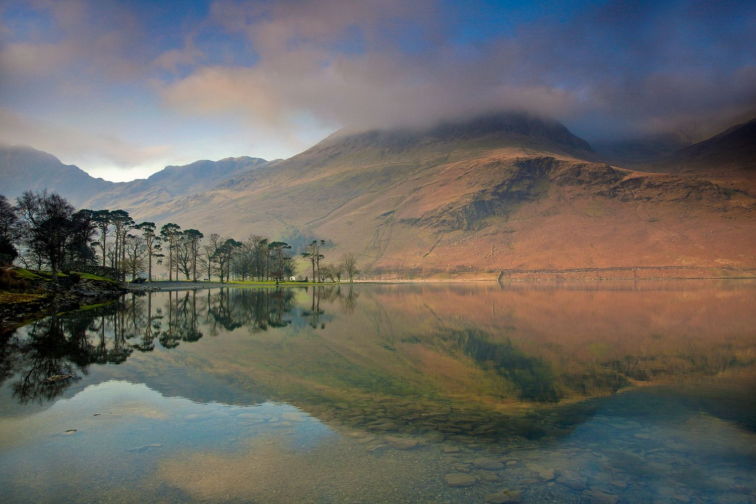 The Sentinels at Buttermere