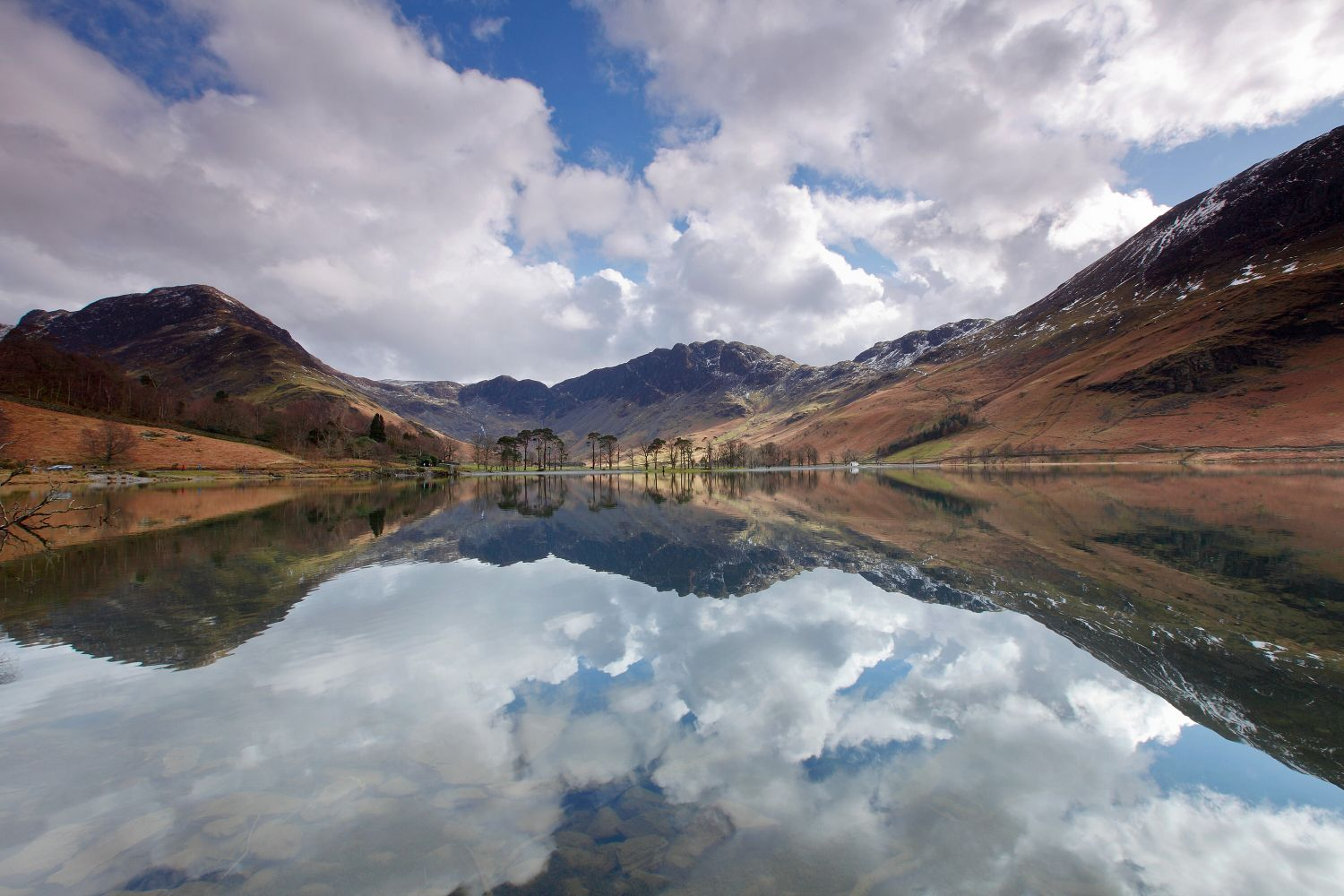 Peace and Tranquility at Buttermere