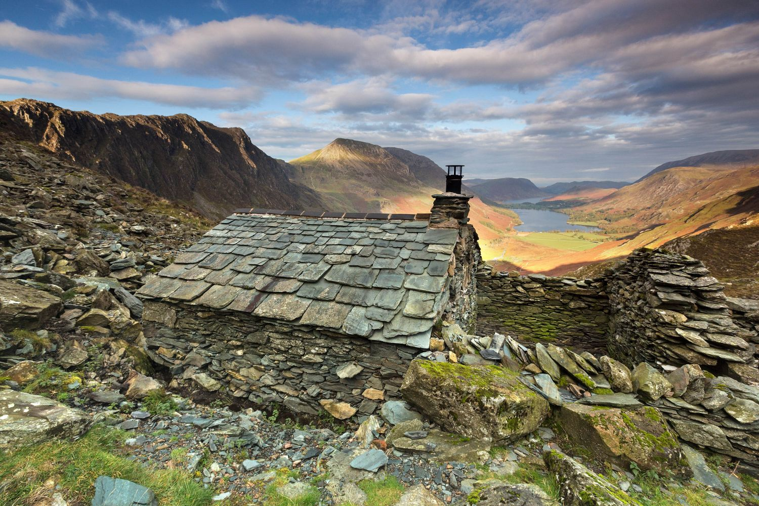 I'm moving in tomorrow to Warnscale Bothy