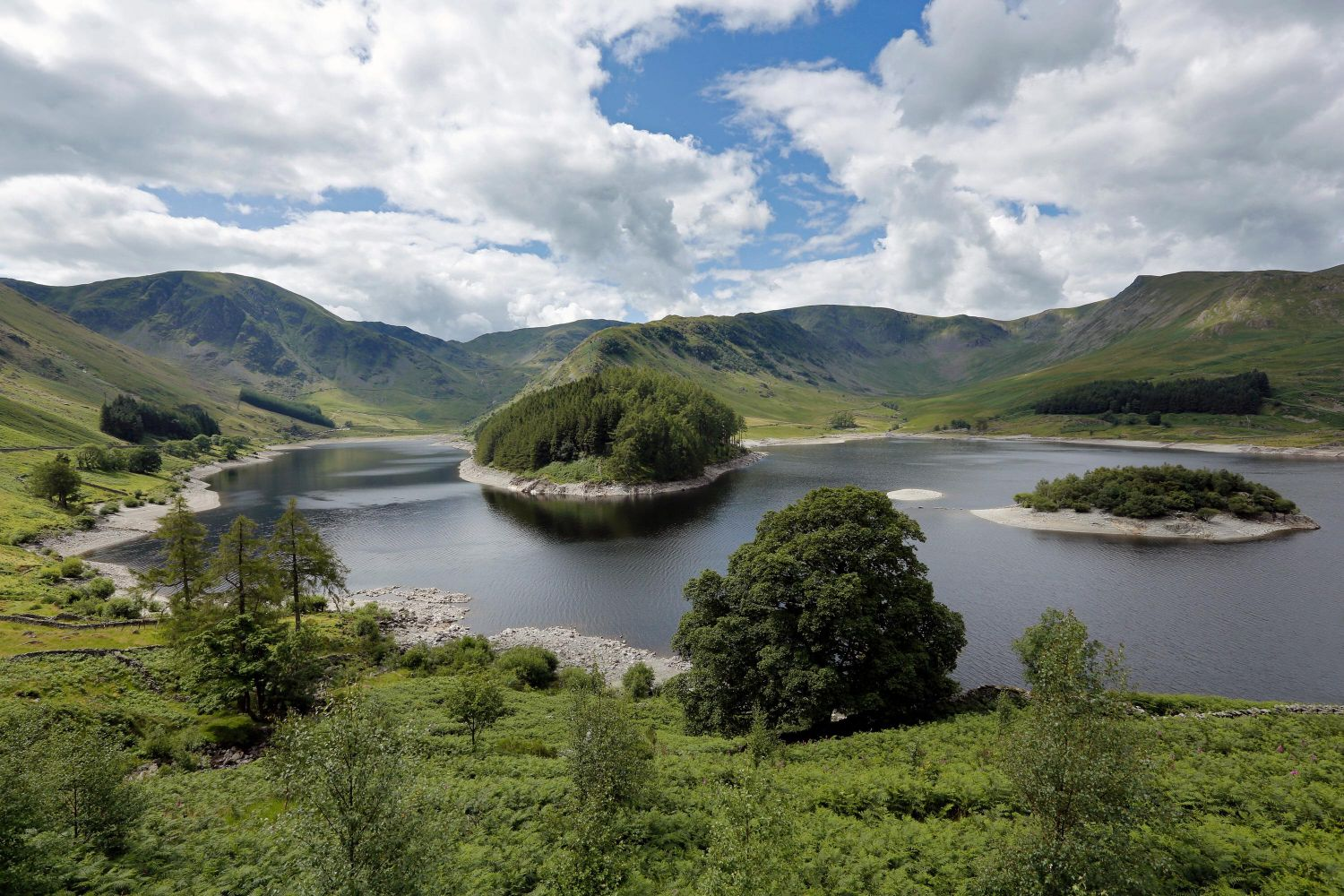 Mardale Head and Haweswater