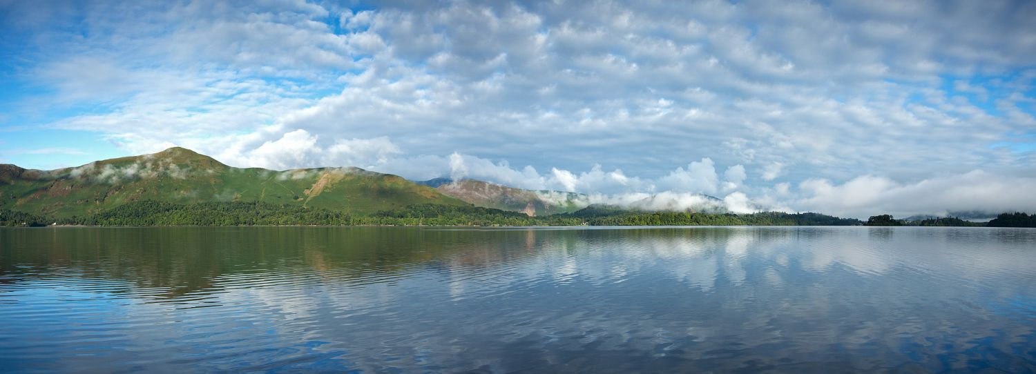A special morning at Derwentwater