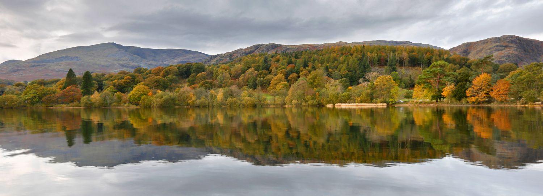 Autumn colours at Comiston