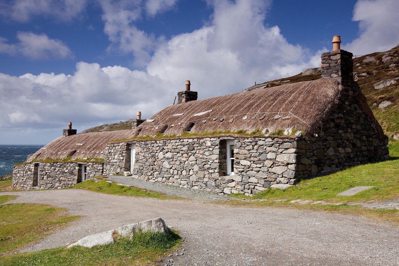 Garenin Blackhouse Village, Isle of Lewis