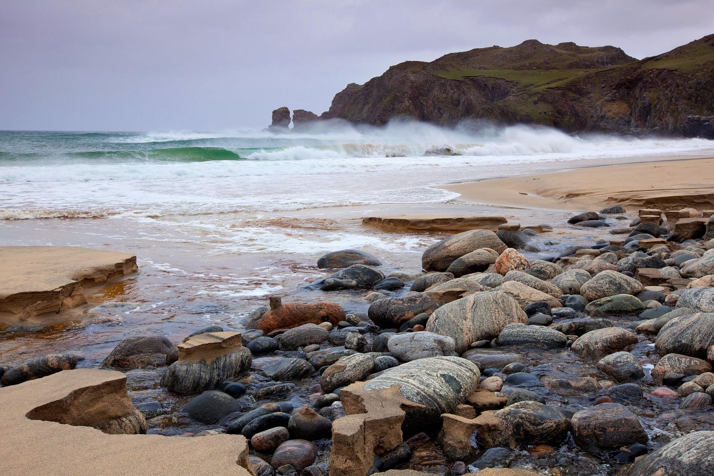 Dalmor Beach on the Isle of Lewis