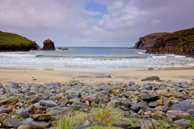 Dal Beag Beach on the Isle of Lewis
