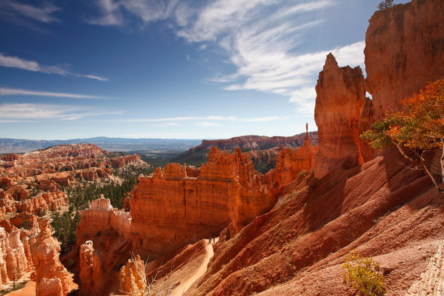 Queens Garden Trail, Sunrise Point, Bryce Canyon