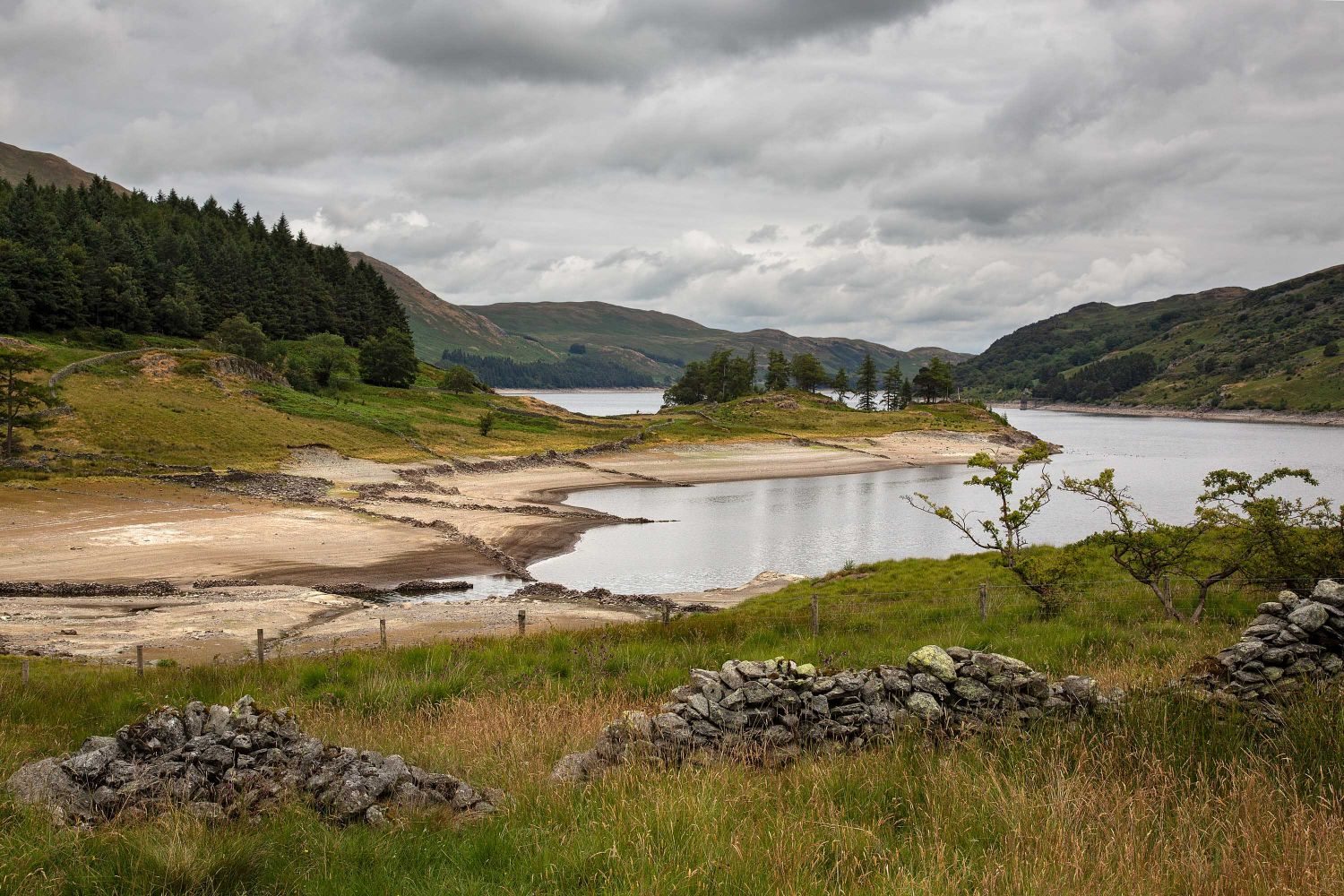The Walls of Mardale at Haweswater