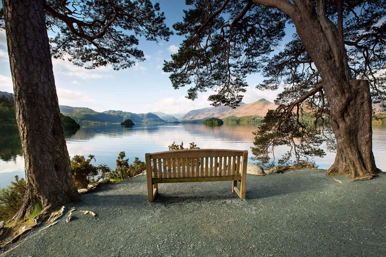 A time to reflect over the Jaws of Borrowdale